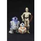 1/10 ARTFX+ R2-D2&C-3PO with BB-8