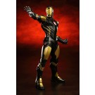 1/10 ARTFX+ アイアンマン MARVEL NOW! 【BLACK X GOLD】